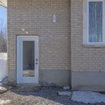 Carp, basement renovation and remodel entrance