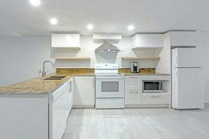 Alba Homes Kitchen