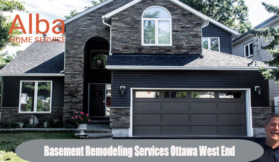 Basement Remodeling Services Ottawa West End