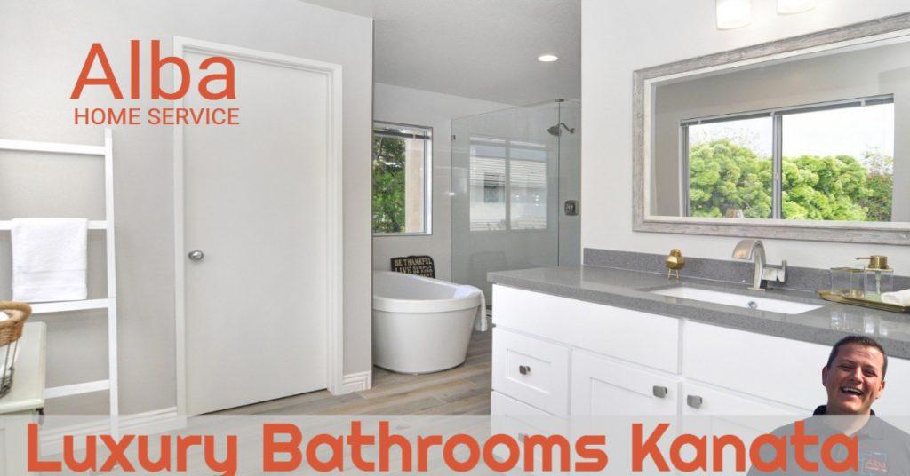 Luxury Bathroom Ideas And Design Kanata Ontario