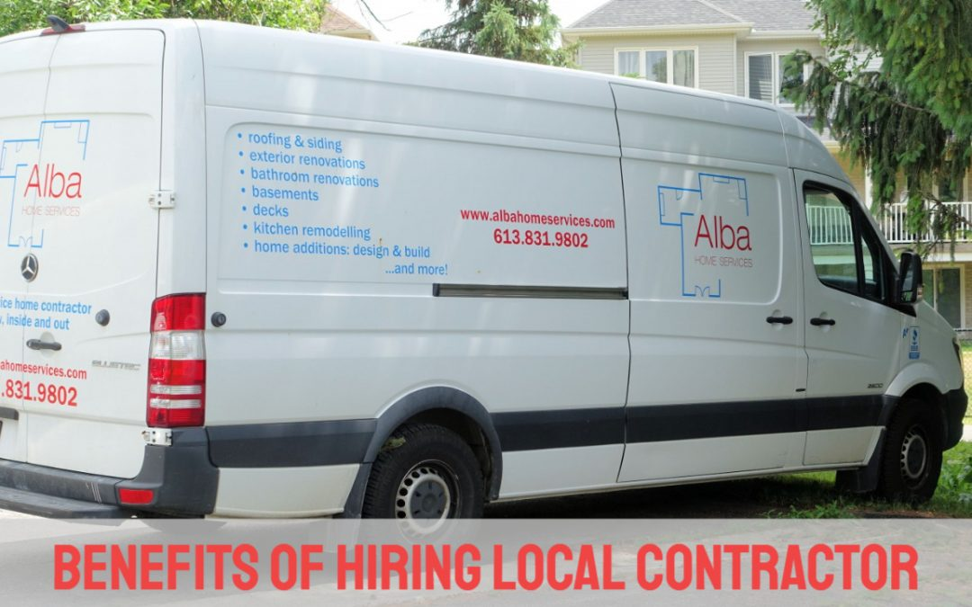 Benefits of Hiring Local Contractor for Home Repairs